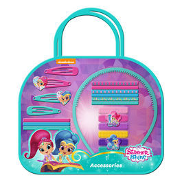 Shimmer and Shine hair accesories bag 20pcs