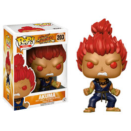 Figura POP! Vinyl Street Fighter Akuma