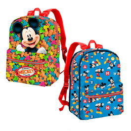 Mochila reversible Mickey Disney 32cm
