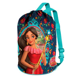 Saco petate Elena de Avalor Disney 40cm