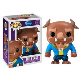 Figura POP Disney Beauty and The Beast Bestia