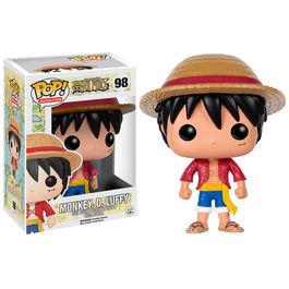 Figura POP! Vinyl One Piece Monkey D. Luffy