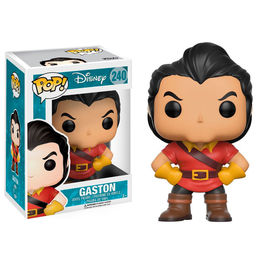 Figura POP Disney La Bella y la Bestia Gaston