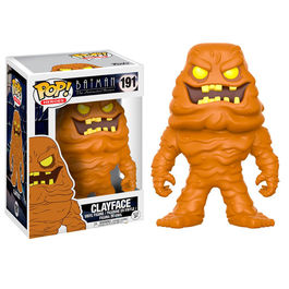 Figura POP DC Batman Animated Clayface