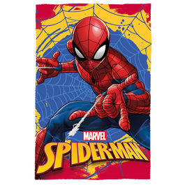 Marvel Spiderman polar blanket