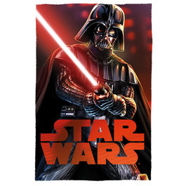 Star Wars Darth Vader polar blanket