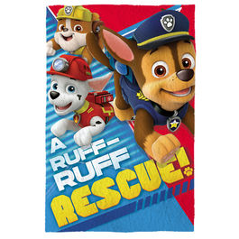 Paw Patrol super soft blanket