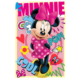 Disney Minnie polar blanket