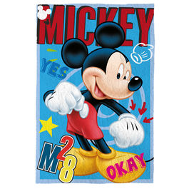 Manta Mickey Disney super suave