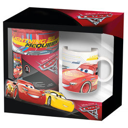 Set manta + taza Cars Disney