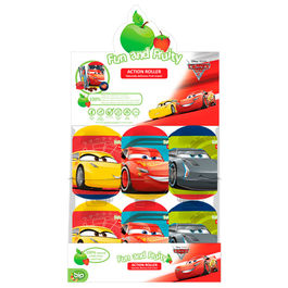 Action roller fruta Cars Disney surtido