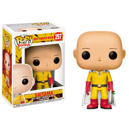 Figura POP! Vinyl One Punch Man Saitama