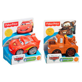 Disney Cars Fisher Price assorted car