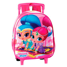 Shimmer and Shine trolley 28cm