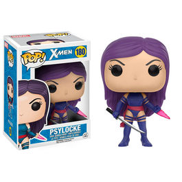 Figura POP Marvel X-Men Psylocke