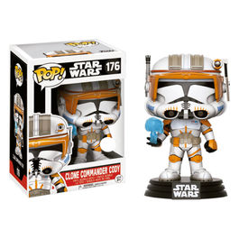 Figura POP! Vinyl Star Wars Clone Commander Cody Limited