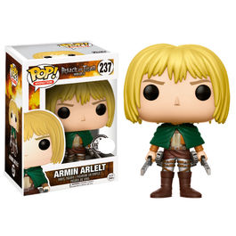 Figura POP! Vinyl Attack on Titan Armin Artlelt