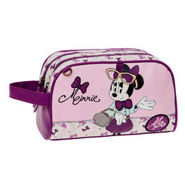 Neceser Minnie Disney Glam doble adaptable
