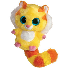 Plush toy Yellow Tiger Yoohoo & Friends soft 13cm