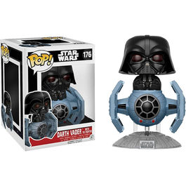 Figura POP! Vinyl Star Wars Darth Vader Tie Fighter