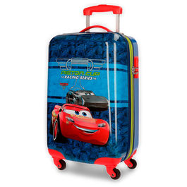 Maleta trolley Cars Disney ABS 4r 55cm
