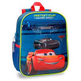 Mochila Cars Disney 28cm adaptable