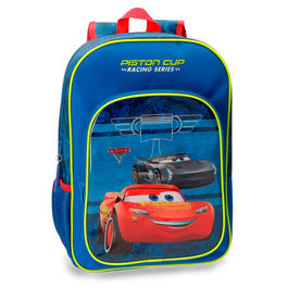 Mochila Cars Disney 38cm adaptable
