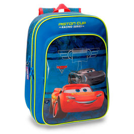 Mochila Cars Disney 40cm adaptable