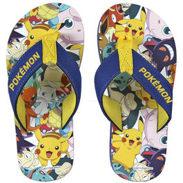 Chanclas Pokemon Premium