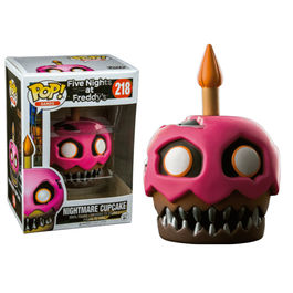 Figura POP! Vinyl Five Nights at Freddy's Nightmare Cupcake