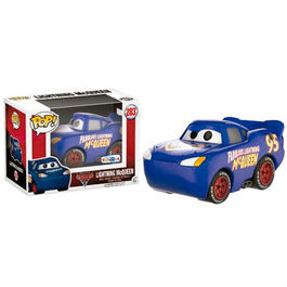 Figura POP! Vinyl Disney Cars 3 Lightning McQueen Blue Fabulous