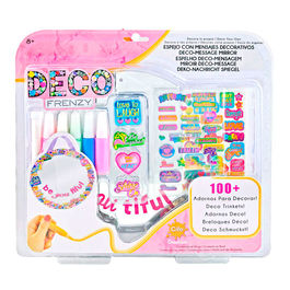 Deco Frenzy Mirror with messages