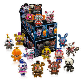 Figura Mystery Mini Five Nights at Freddy's Serie 2