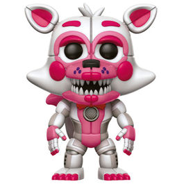 Figura POP! Vinyl Five Nights at Freddy's Sister Location Funtime Foxy