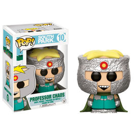 Figura POP! Vinyl South Park Professor Chaos