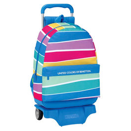 Trolley United Colors of Benetton Stripes 46cm carro 905
