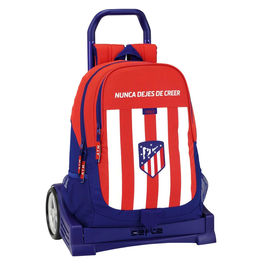 Trolley Atletico Madrid 44cm carro Evolution
