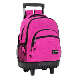 Trolley Compact Blackfit8 Pink 45cm