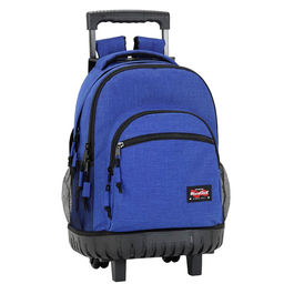 Trolley Compact Blackfit8 Navy Blue 45cm
