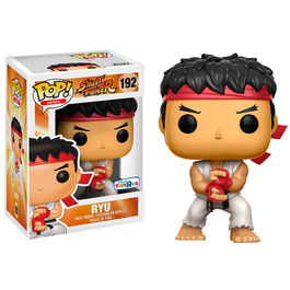 Figura Vinyl POP! Street Fighter Ryu Special Attack Limited