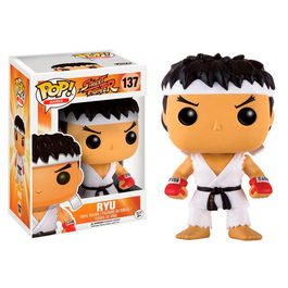 Figura Vinyl POP! Street Fighter Ryu Limited