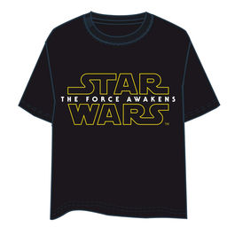 Camiseta Star Wars The Force Awakens adulto
