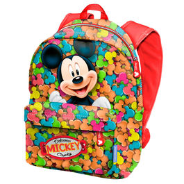 Mochila Freetime Mickey Disney Candy 42cm