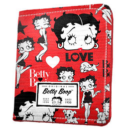 Billetero Betty Boop Rouge