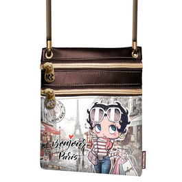 Bandolera Action Handy Betty Boop Streets vertical