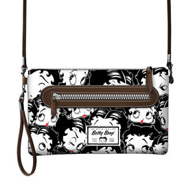 Bandolera Action Handy Betty Boop Noir