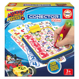Mickey and The Roadster Racers Disney Conector Junior