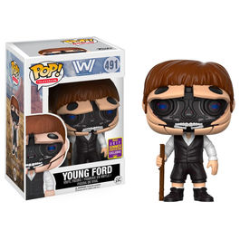 Figura POP Westworld Young Dr. Ford Unmasked 2017 Exclusive