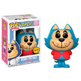 Figura POP Top Cat Benny the Ball Chase