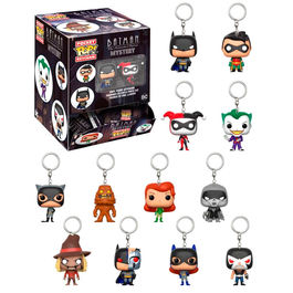 Llavero Pocket POP! DC Comics Batman Animated Blindbags